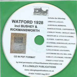 CD Albans 1966 St Kelly/'s Directory