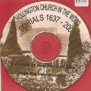 Battle Town Cemetery Records 1862-2007 CD