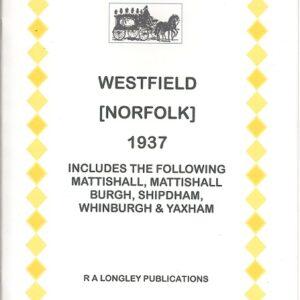 Norfolk and Suffolk