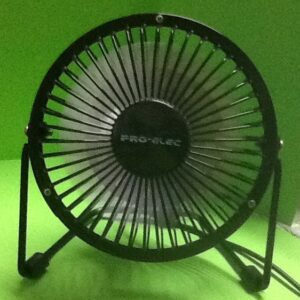 4″ USB Mini Fan [black]