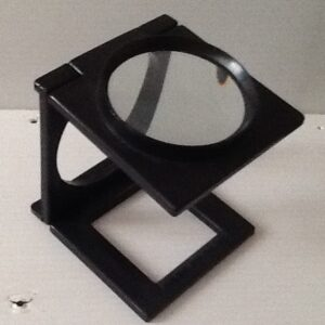 Magnifying Glass, Foldable, by Velleman