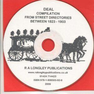 Deal, Kent, Compilation CD 1823 – 1903