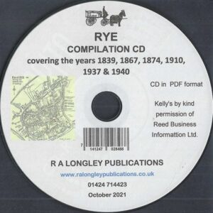 Rye Compilation CD 1839 – 1940